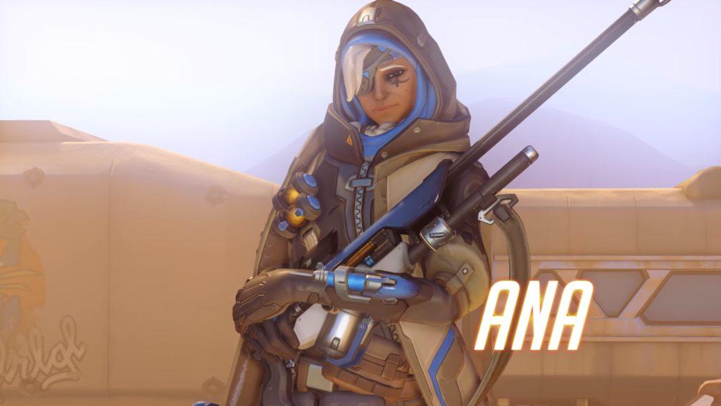 Гайд: как играть за Ану (Ana) из Overwatch и контрить её