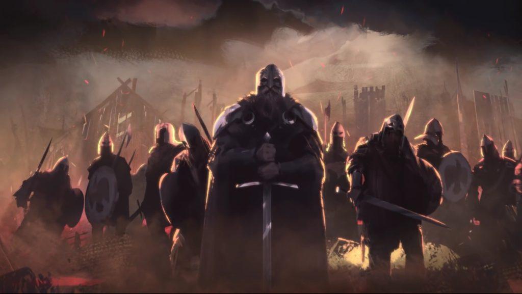 Total War Saga: Thrones of Britannia – вторжение язычников на британские острова