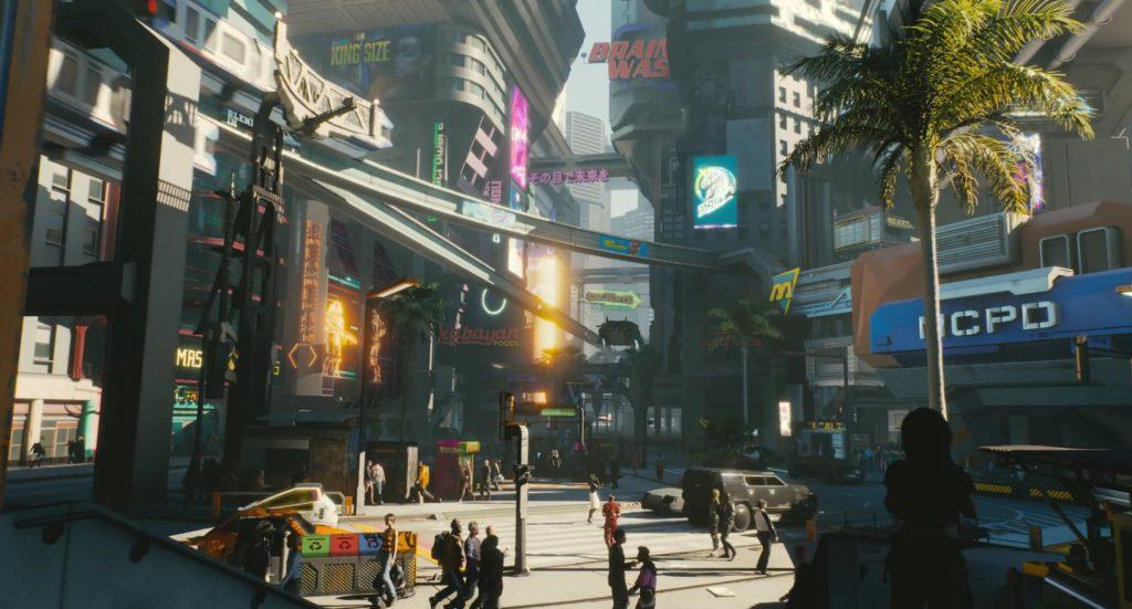 Cyberpunk 2077 – завышенные ожидания.