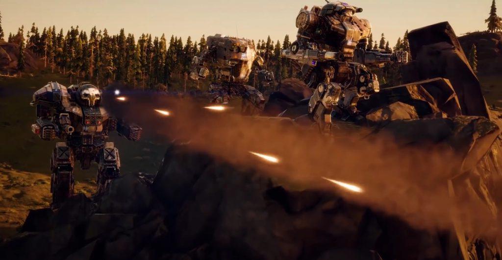Battletech – предыстория лучшей серии про боевых роботов