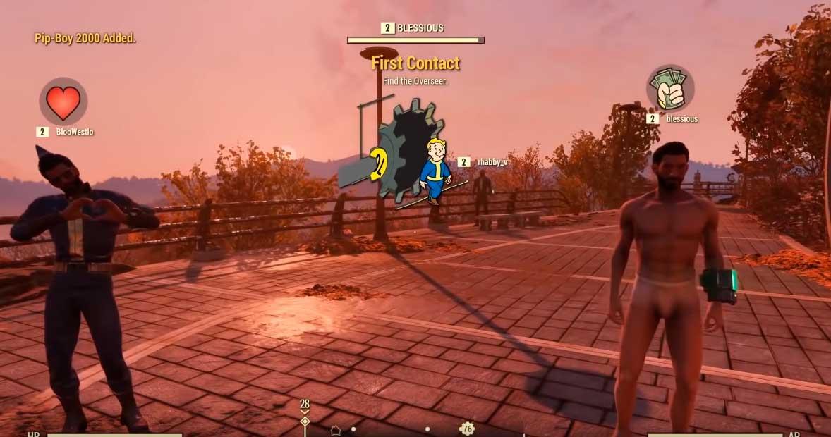Честный обзор-отзыв на игру Fallout 76
