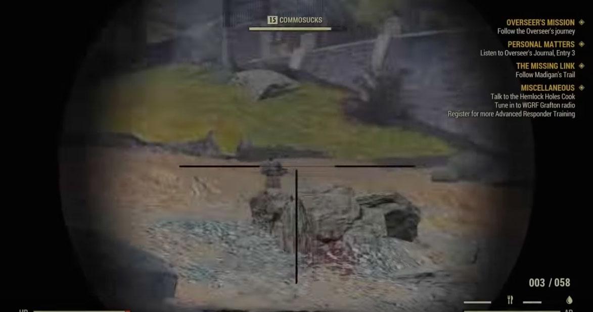 Графика в Fallout 76