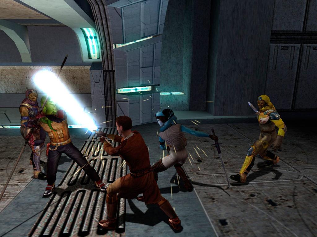 Ремейк Knights of the Old Republic может вернуться в формате карточной игры