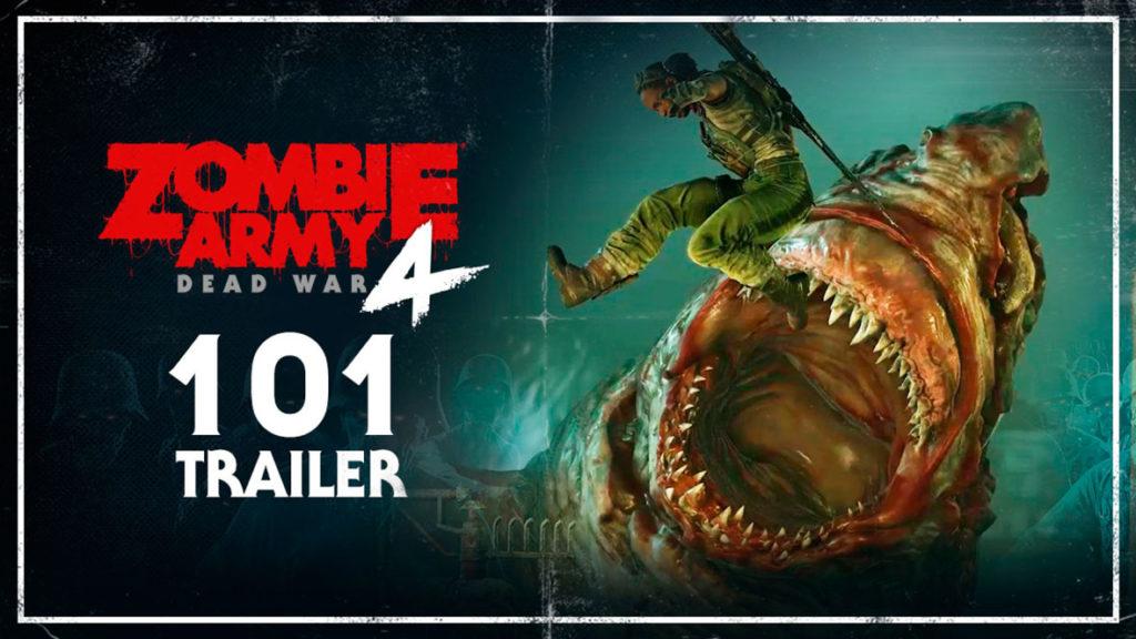 Zombie Army 4: Dead War – новый трейлер