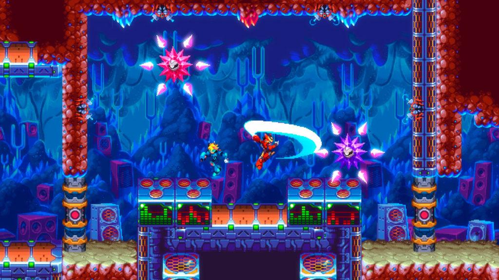 30XX – анонс продолжения 20XX от студии Batterystaple Games