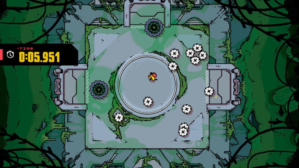 Disc Room – анонс кровавого экшена от Devolver Digital