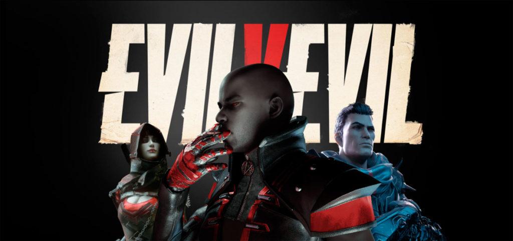 EvilvEvil: анонс кооперативного шутера от Toadman