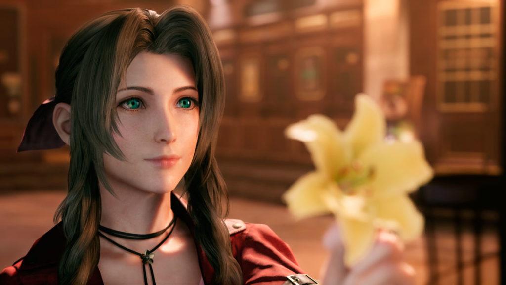 Final Fantasy VII Remake - вступительное видео от Square Enix