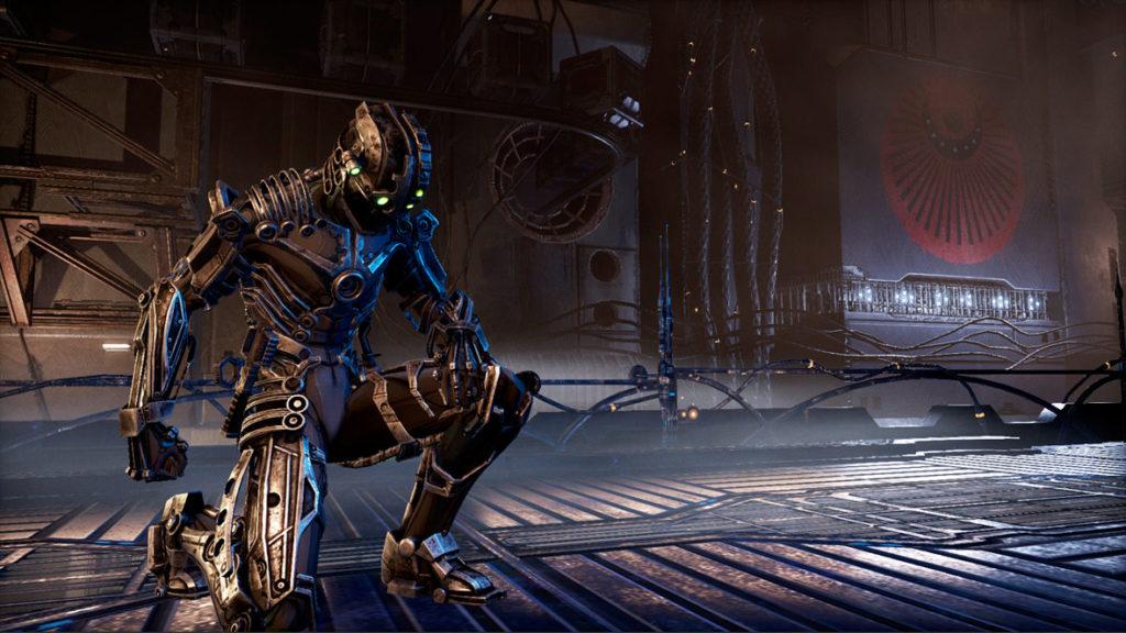 Hellpoint - дата выхода в новом трейлере от Cradle Games