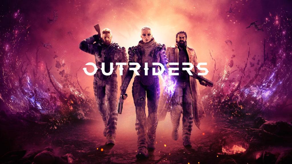 Outriders выпустили трейлер в преддверии официального анонса