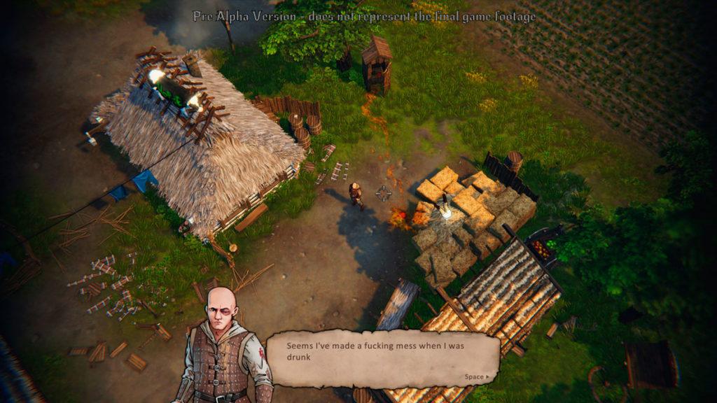 Rustler Grand Theft Horse – геймплей GTA в средневековье