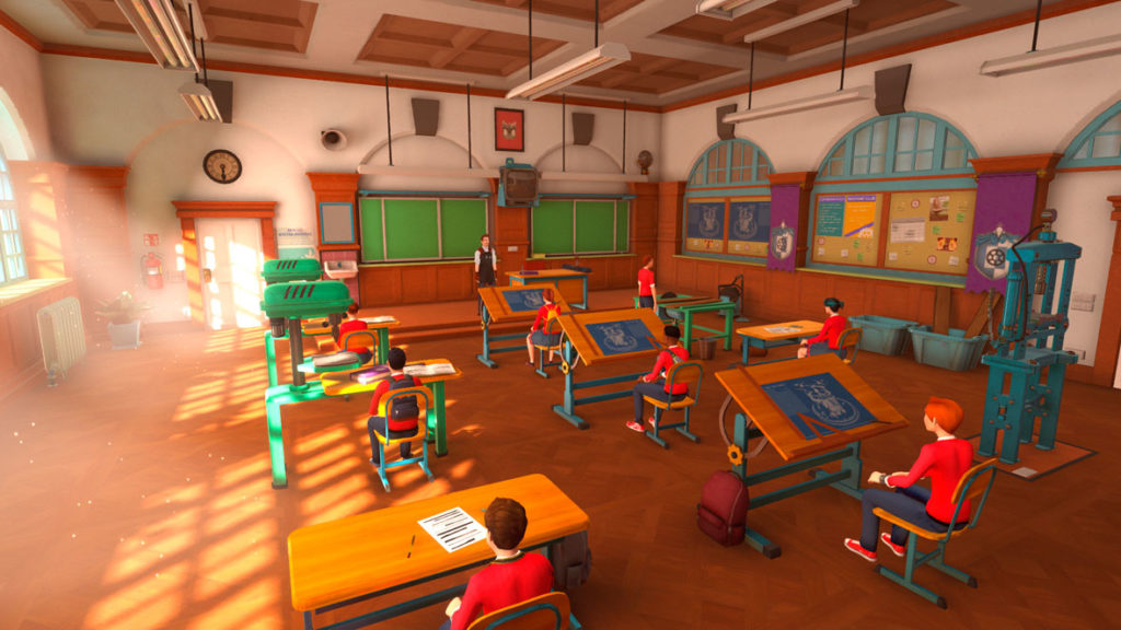 The Academy – разработчик Pine Studio анонсировал новую головоломку