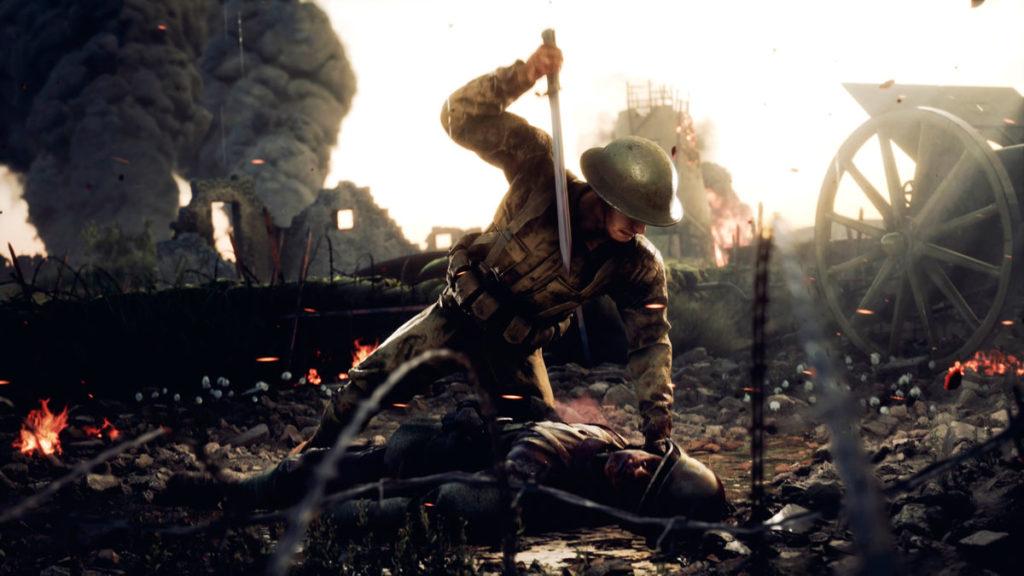 Beyond The Wire - реалистичная траншейная бойня Первой мировой