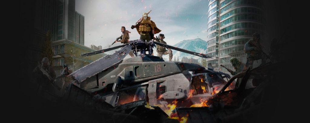 Call Of Duty: Warzone - вышла новая бесплатная королевская битва