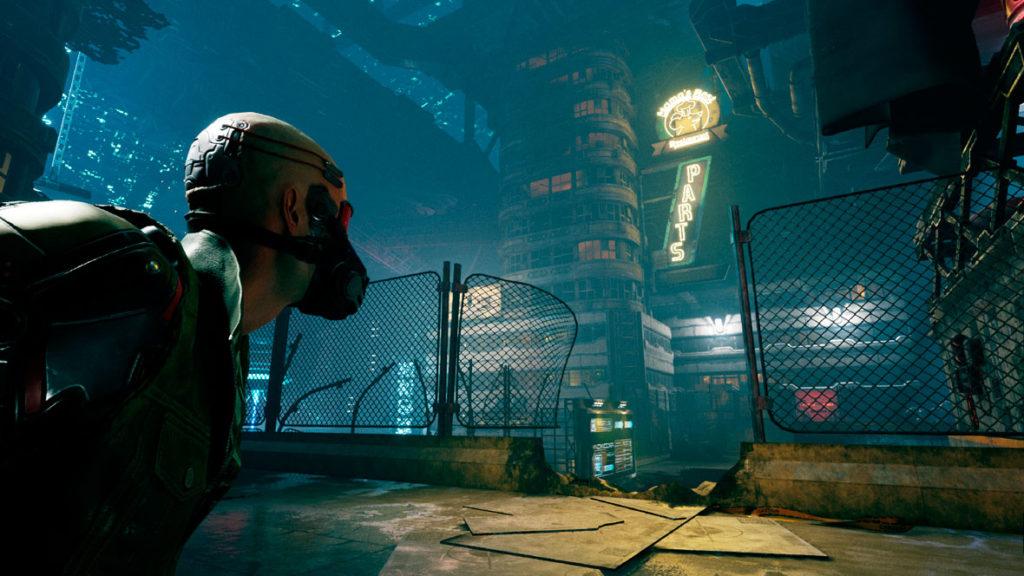 Ghostrunner: геймплей экшена с элементами паркура с выставки PAX East 2020