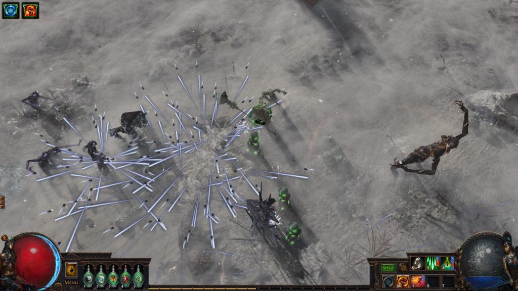 Делириум: в Path of Exile стартовала новая лига, похлеще Метаморфа