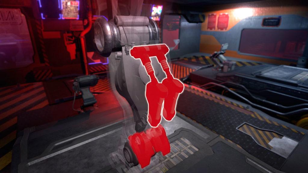 Симулятор ремонтника роботов