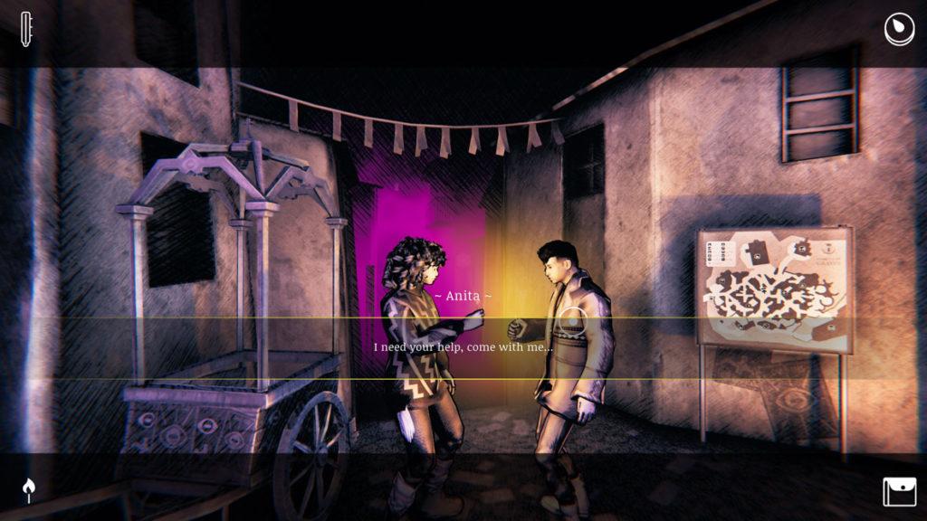 Saturnalia: хоррор-выживалка от студии Santa Ragione