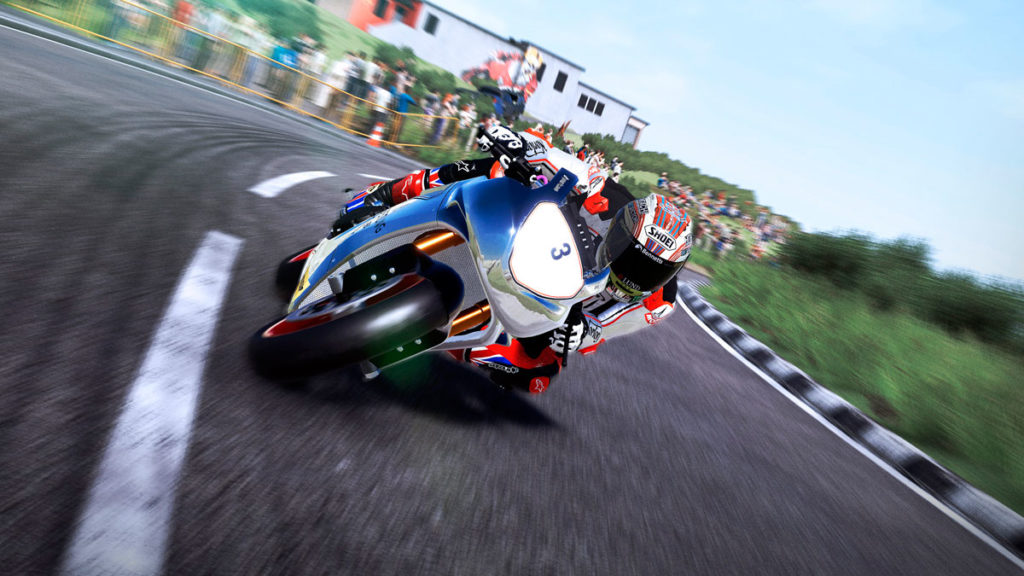 TT Isle of Man Ride on the Edge 2: симулятор мотогонок от KT Racing
