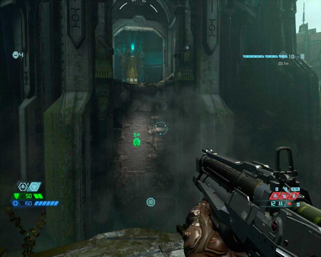 Doom 1 up