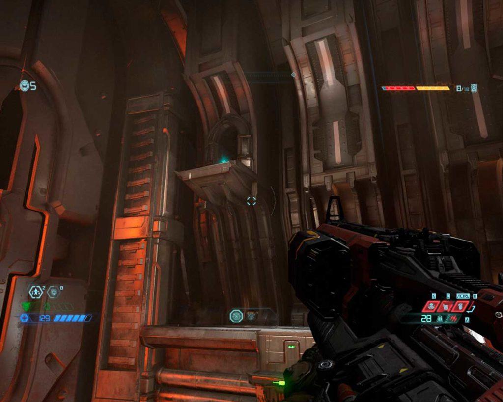 Doom Eternal: Вольеры охотников рока – все секреты уровня DOOM Hunter Base [руководство]