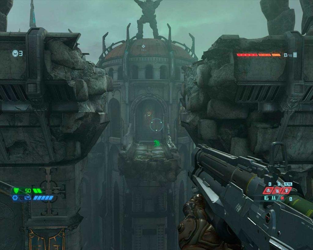 Doom Eternal: Ликование – все секреты уровня Exultia [руководство]