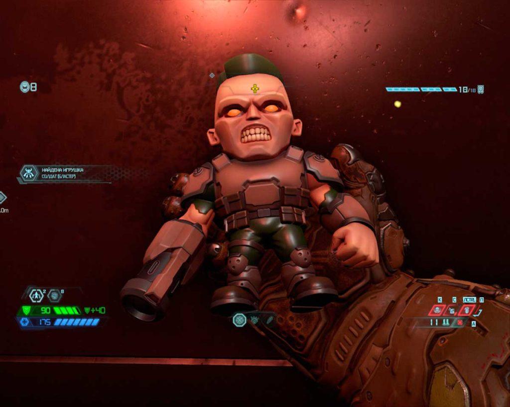 Cultist Base: солдат бластер