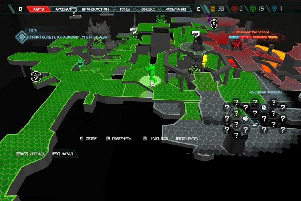 Doom Eternal: Кровавое супергнездо – все секреты уровня Super Gore Nest [руководство]