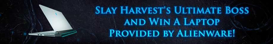 Slay Harvest's Ultimate Boss