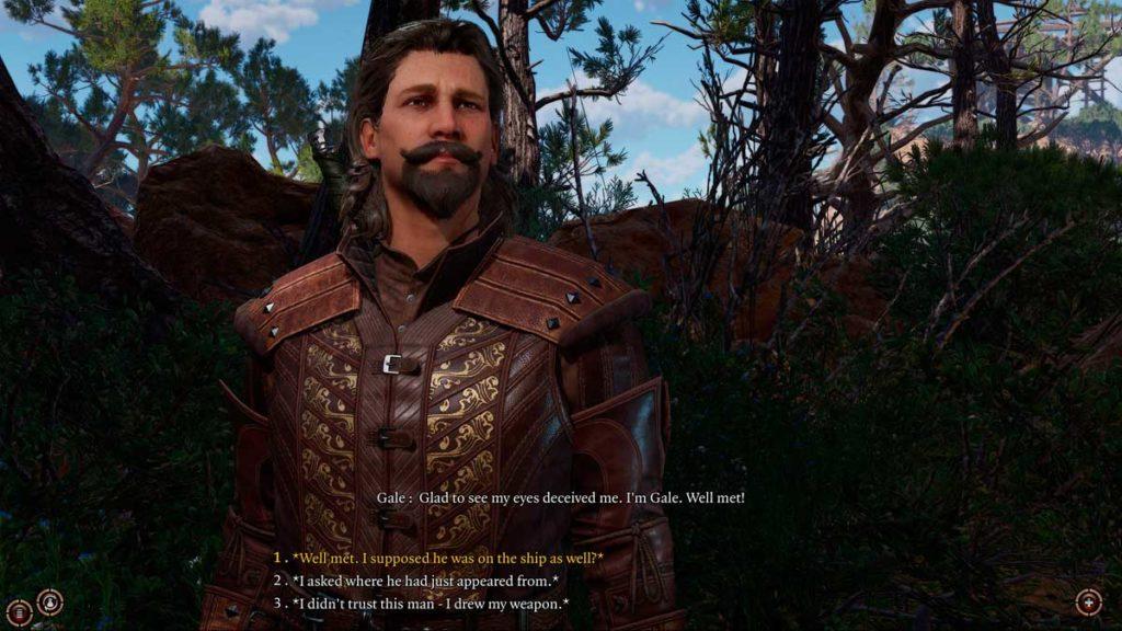 Baldur's Gate 3: вы можете умереть в первые 15 секунд игры