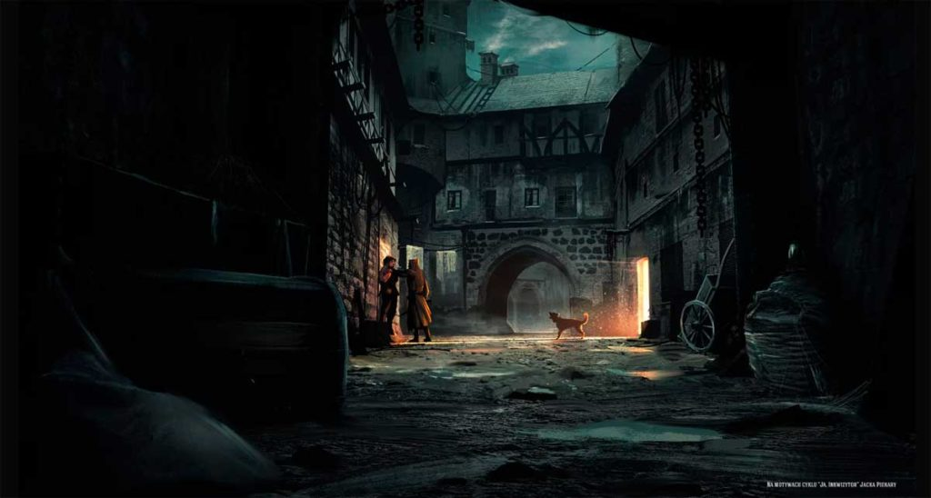 Игра I, the Inquisitor
