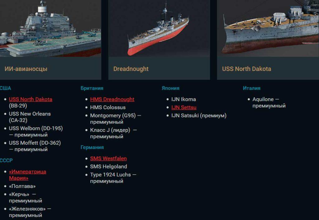 Новая сила в War Thunder: военные корабли