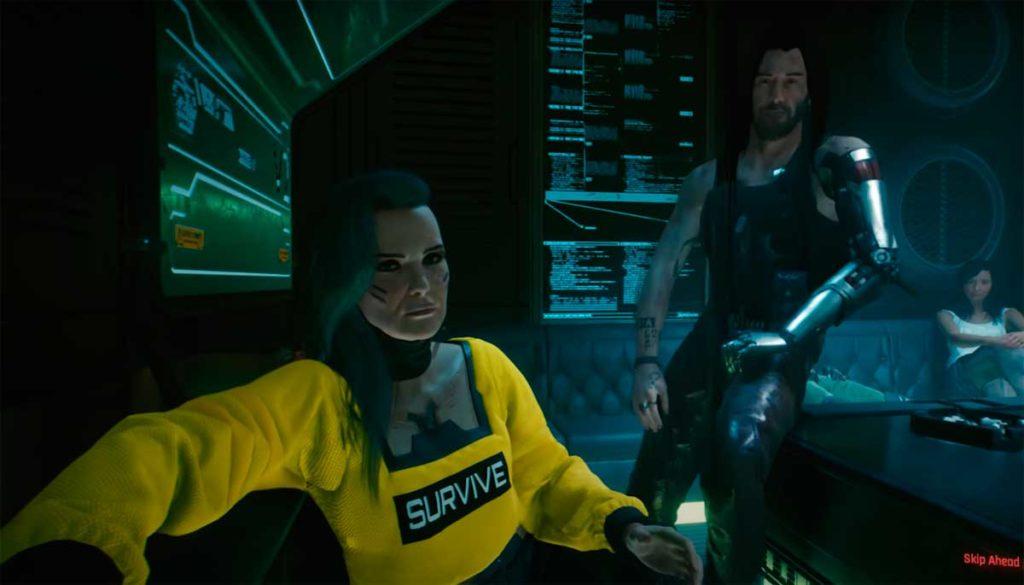 Cyberpunk 2077: Сильверхенд