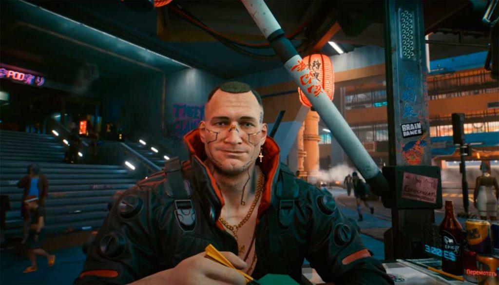 Cyberpunk 2077: это не баги, это технологии [обзор игры]